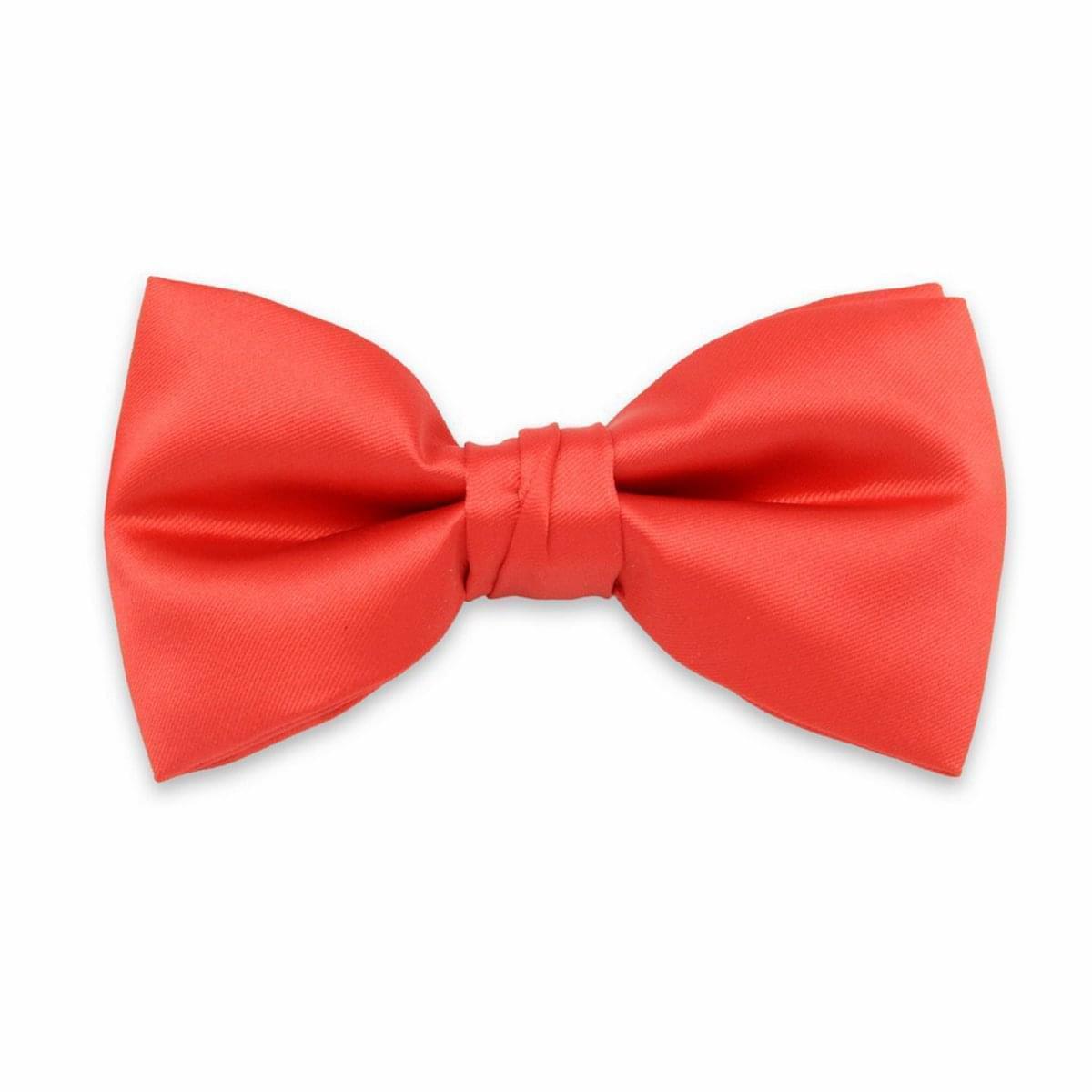 pentru bărbați tethered fluture Willsoor 6111 în roșu culoare