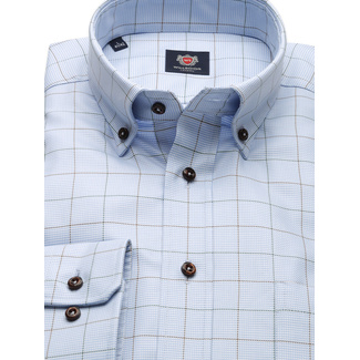 cămașă slim fit Willsoor Londra 10040, Willsoor