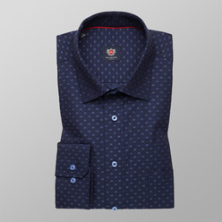 cămașă slim fit Willsoor Londra 10087