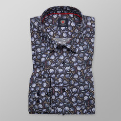 cămașă slim fit Willsoor Londra 10240, Willsoor