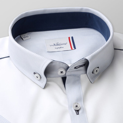 cămașă slim fit Willsoor Londra 10874, Willsoor