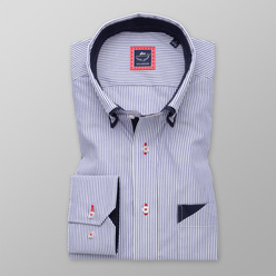 cămașă slim fit Willsoor 11179, Willsoor