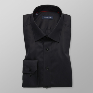 Bărbați cămașă slim fit Willsoor 12170