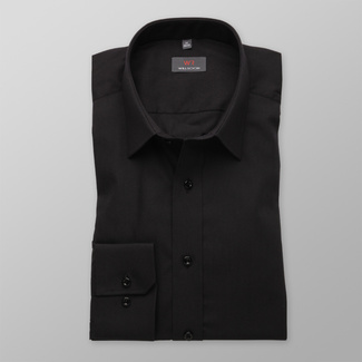 Bărbați cămașă slim fit Willsoor 5830