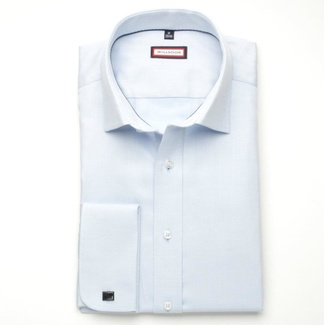 Bărbați cămașă slim fit Willsoor 7399, Willsoor