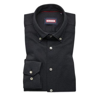 Bărbați cămașă slim fit Willsoor 8902, Willsoor