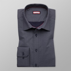 Bărbați cămașă slim fit Willsoor 9012