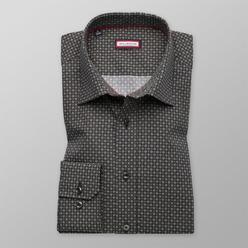 Bărbați cămașă slim fit Willsoor 9015