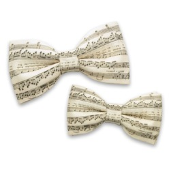 Father&son bowtie set 9046, Willsoor