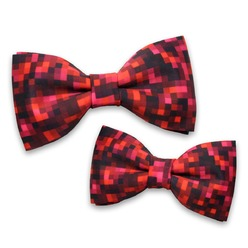 Father&son bowtie set 9051, Willsoor
