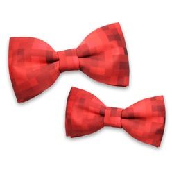 Father&son bowtie set 9054, Willsoor