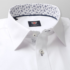 Bărbați cămașă slim fit Willsoor Londra 9615, Willsoor