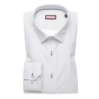Bărbați cămașă slim fit Willsoor 9643, Willsoor