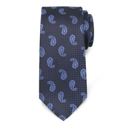 Men's tie with paisley pattern  9792, Willsoor