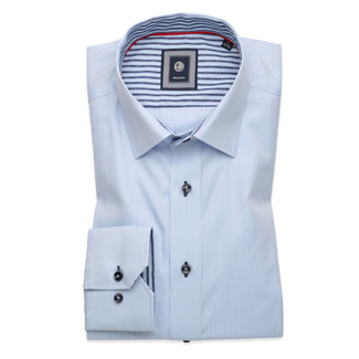 cămașă slim fit Willsoor 9931, Willsoor