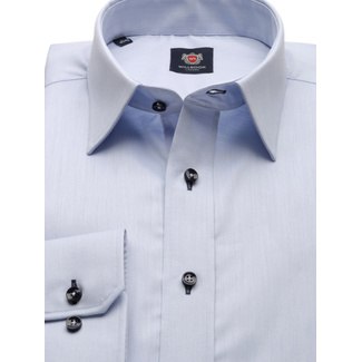 cămașă slim fit Willsoor Londra 9941, Willsoor